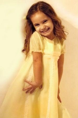 princesas vestidos de fiesta para nenas