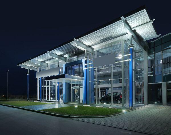 L'#illuminazione nel settore #contract per grandi strutture quali hotel, musei, negozi ed ampi spazi