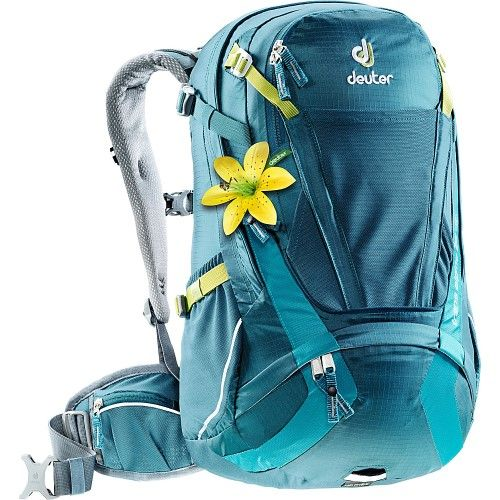 db52c6098ee Deuter Trans Alpine 28 SL Hiking Pack, Arctic/Green | Products | Packing,  Arctic, Hiking