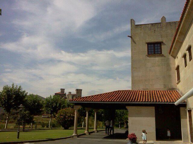 Hotel Parador de Verín en Orense, Galicia #hotel #restaurante #galicia