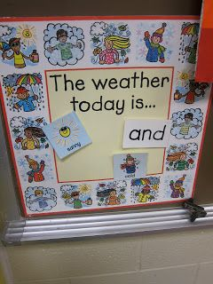 Kate's Kindergarten: Morning Routine