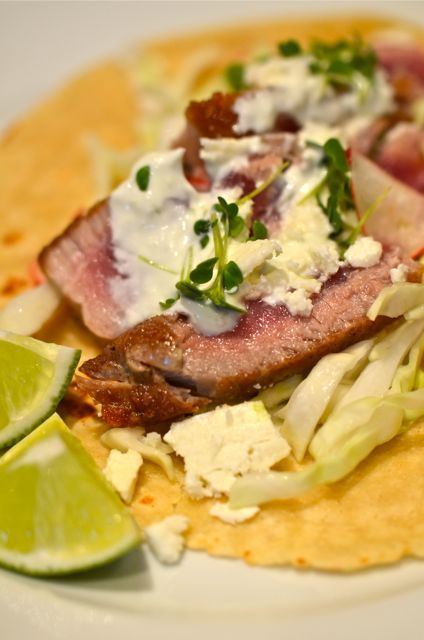 474 best putney farm recipes images on pinterest bay for Tuna fish tacos