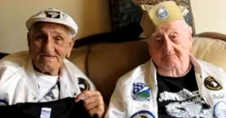 Band of Brothers Wild Bill Guarnere and Babe Heffron Sing A WWII Foxhole Song! (Watch)