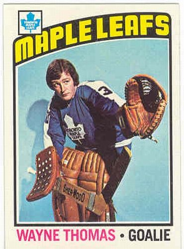 just your usual general borschevsky: The Top Twelve Toronto Maple Leafs Goaltending Tandems Since 1970