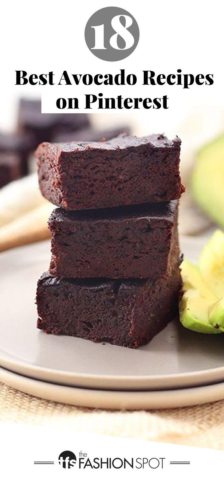 18 best avocado recipes on Pinterest