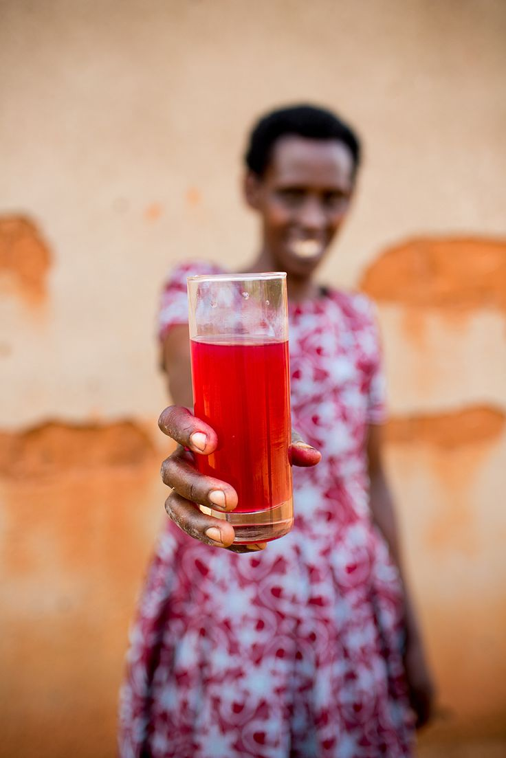 A generous friend in #Rwanda (photo credit: Esther Havens)