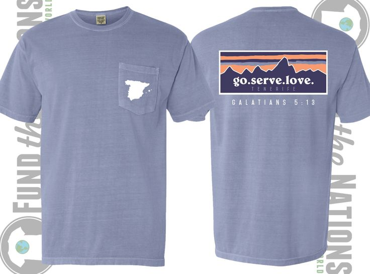 Mission Trip Fund Raising T Shirt By Restintheexpectation