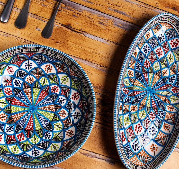 Bespoke Platters from Hugh Jordan