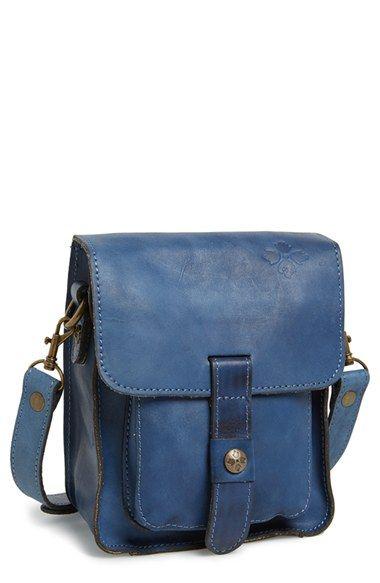 Patricia Nash 'Lari' Leather Crossbody Bag | Nordstrom
