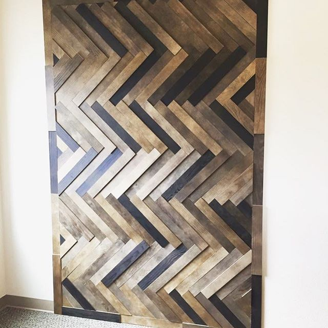 Our adhesive wood wall paneling collections have been carefully designed and thought out to simplify the process of creating your own personalized project.