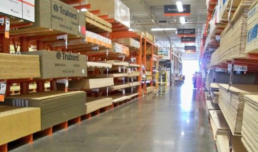 water heater lowes or home depot