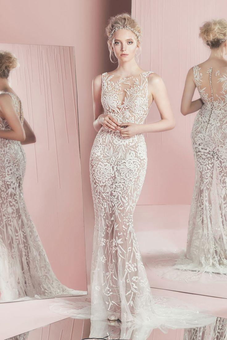 Mejores 15 imágenes de Zuhair Murad en Pinterest | Vestidos de novia ...