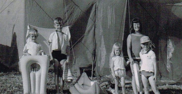 Barry Du Bois - family camping