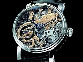 Octopus watch......Stefan Kudoke KudoKtopus