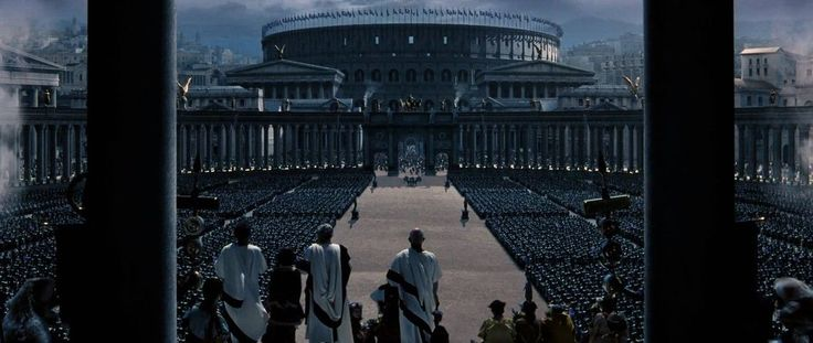 GLADIATOR (2000) DP: John Mathieson   Director: Ridley Scott