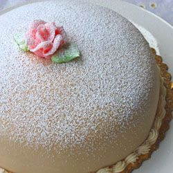 hoffman 39 s princess torte sponge cake raspberry jam. Black Bedroom Furniture Sets. Home Design Ideas