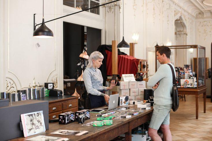 Freunde von Freunden — Florian Kaps — Founder of Supersense, Apartment & Store, 9th & 2nd District, Vienna —