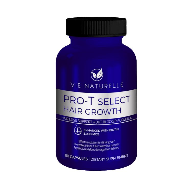 Pro-T Select Hair Growth Supplement