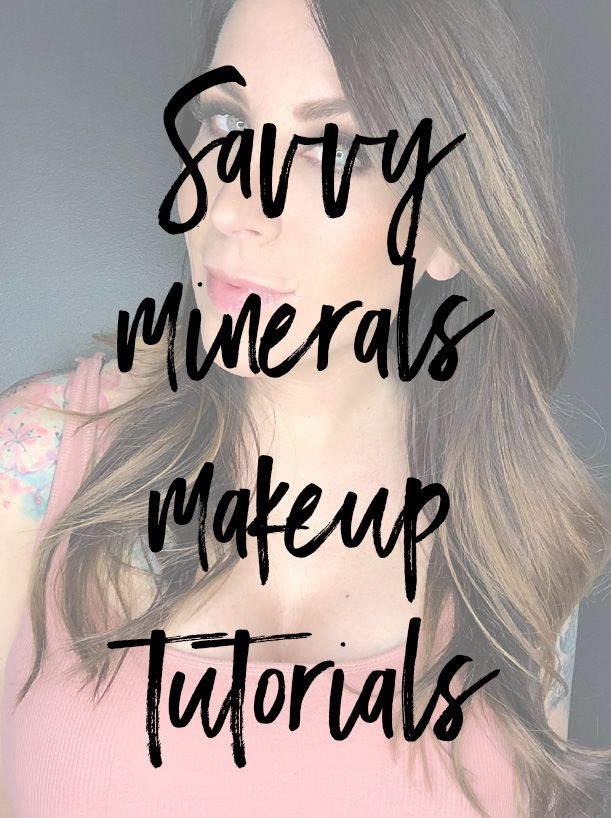 Savvy Minerals Makeup Having a flawless face does not have to come at the expens…