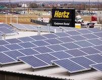 The Hertz Corporation by Daniel Dus, via Behance