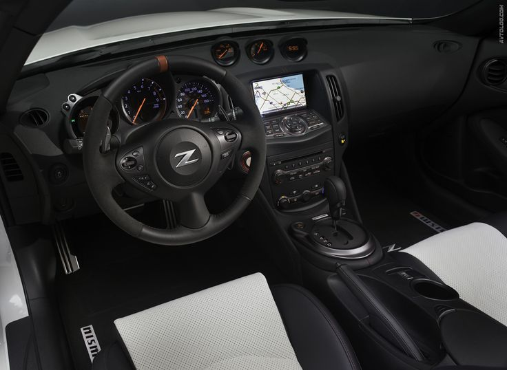 2015 Nissan 370Z Nismo Roadster Concept  #Roadster #Segment_S #Chicago_Motor_Show_2015 #Nissan_370Z_Nismo #Nismo #Nissan #Nissan_370Z #Japanese_brands #Recaro #Bridgestone #Concept #2015MY