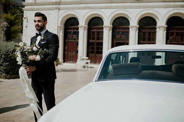 vintage wedding in cyprus