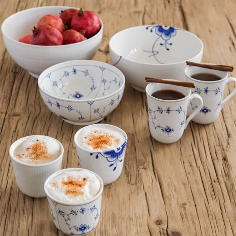 Royal Copenhagen History Mix Bowls & Mugs