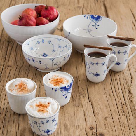 Royal Copenhagen History Mix Bowls & Mugs