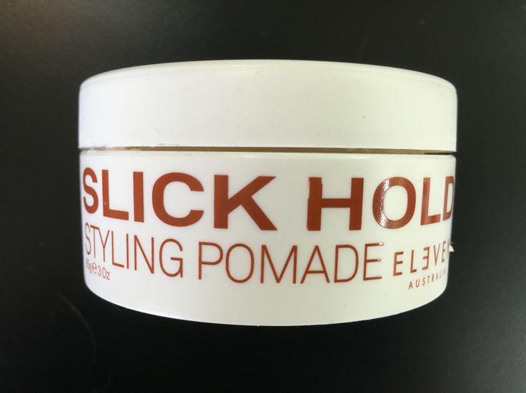 Slick Hold Styling Pomade Uptown Hair Studio Eleven Stockist