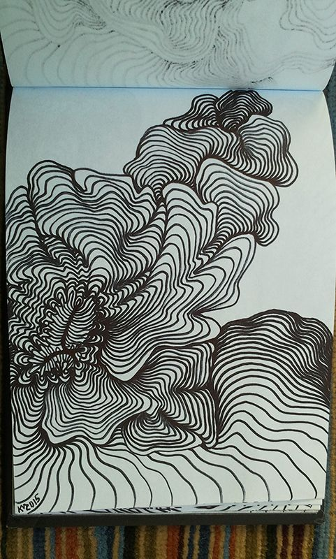 17 Best ideas about Abstract Line Art on Pinterest ... Abstract Drawing