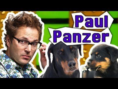 PAUL PANZER // Tiere sind was schönes - YouTube   
