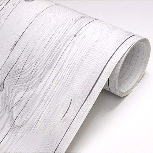 Vintage White Wood Panel Pattern Contact Paper Self-Adhesive Peel-stick Wallpaper VBS http://www.amazon.com/dp/B010CNJ9H4/ref=cm_sw_r_pi_dp_kP60vb1Q2Q6CV