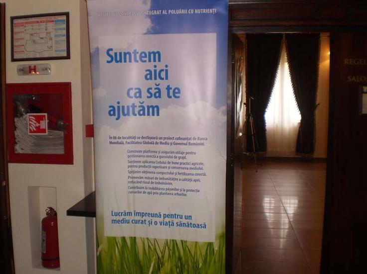 FOTOGRAFII: Masuri impotriva poluariii cu nutrienti in Bazinul Hidrografic somes-Tisa – Campania INPCP, Cluj