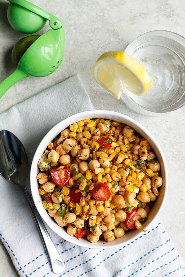 Vegetable Lime Chickpea Chili Recipes — Dishmaps