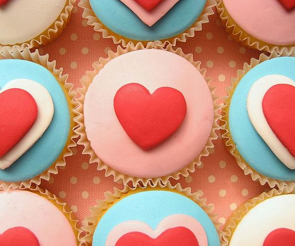 Love Cupcakes.