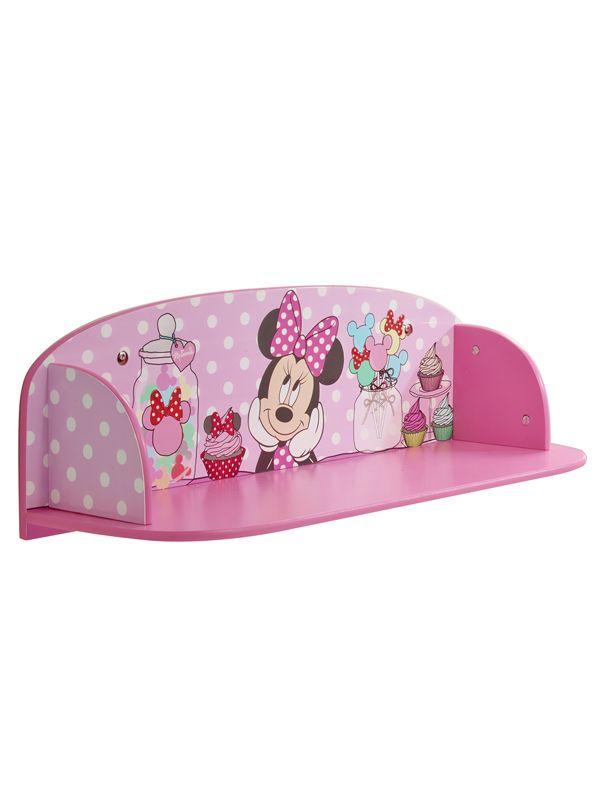 Minnie Mouse Booktime Bookshelf