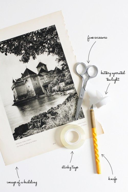 DIY Photo Lamps That Preserves Memories And Light Up Your Home | Shelterness