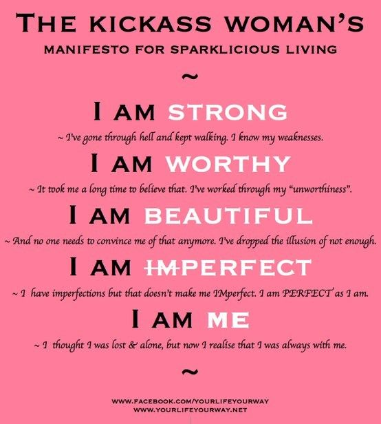 You are kickass!