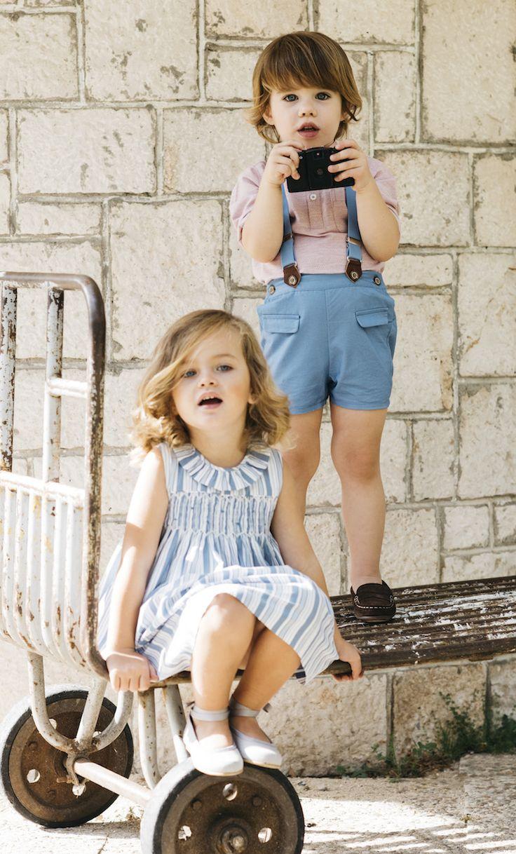 Catálogo Neck and Neck, moda infantil española