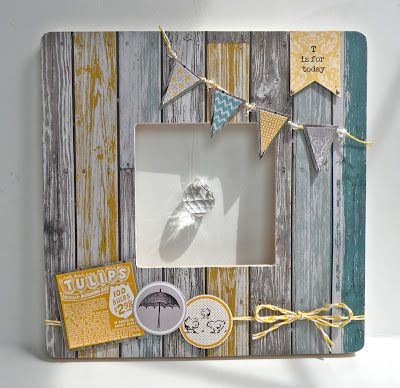 216 best DIY - Photo Frame Ideas images on Pinterest | Frame ...
