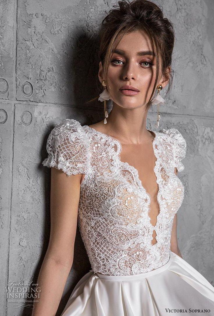 "Victoria Soprano 20 Wedding Dresses — ""Chic Royal"" Bridal ..."