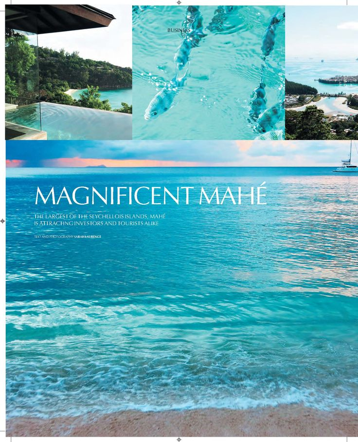 Magnificent Mahé | Business Day Wanted