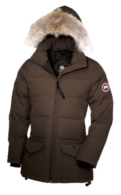 canada goose and north face