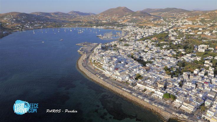 Parikia @ Paros island , Greece !!!