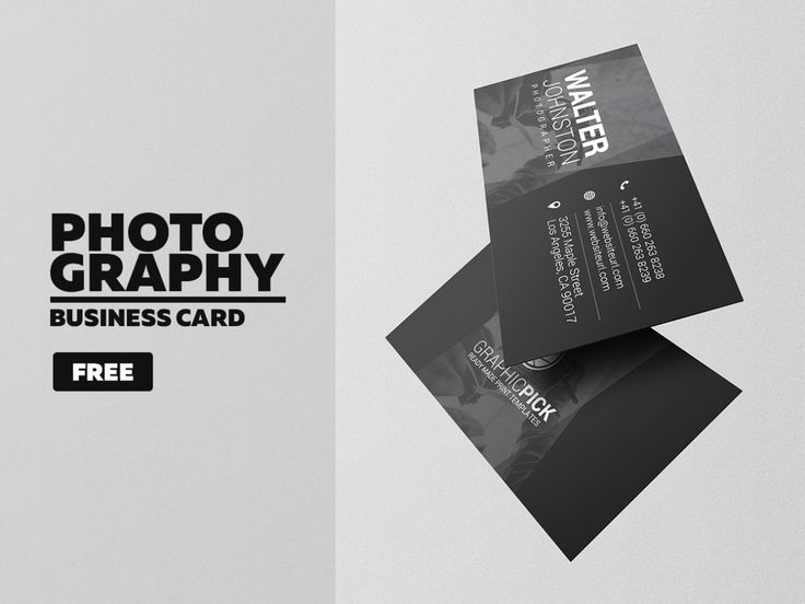 10 best business card templates free download images on pinterest photographer business card is a modern and professional print template for individual photographer or photography company files are fully editable all el reheart Image collections