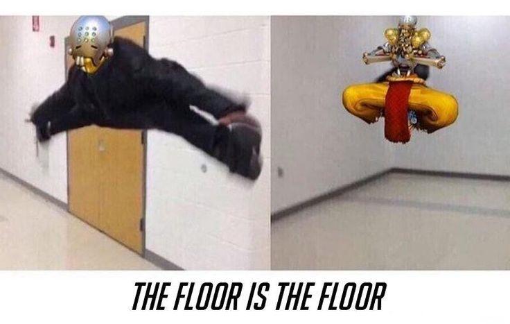 Kudos to Overwatch Meme FB. I'm still laughing