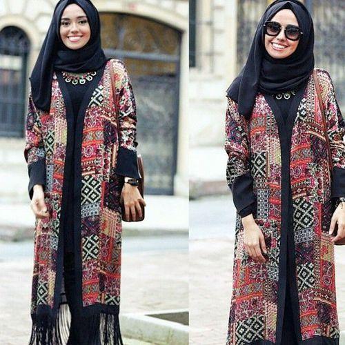 fashion and muslim image