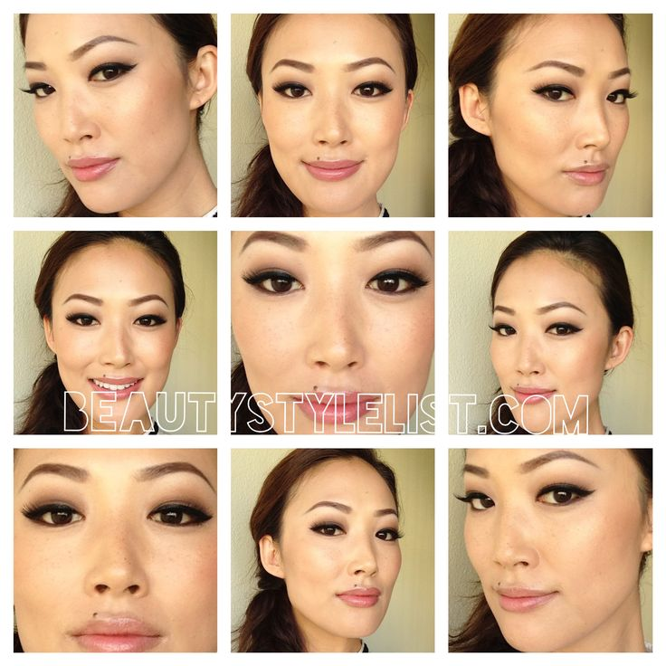 wedding makeup for chinese eyes - Google zoeken