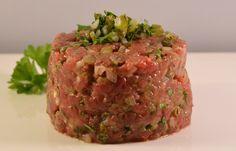 Homemade Steak tartaar. #recept #ontheblog #foodblog #steaktartaar #smakelijk #lekkermakkelijk #gezond #culinair