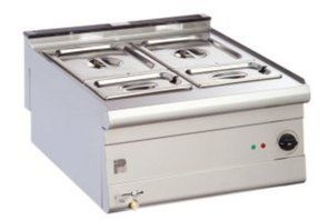 Parry PWGB600 Electric Wet Well Bain Marie - Wet Well | BuyCatering.com | Catering Equipment Online